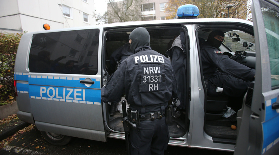 German police raid homes of 4 Turkish imams suspected of spying for Ankara