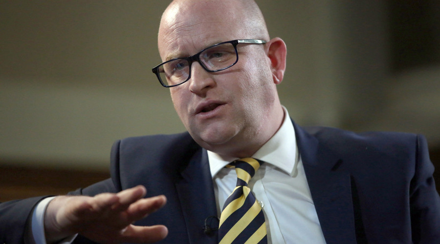 UKIP leader Nuttall thinks blatant spike in post-Brexit hate crime is 'fabricated'