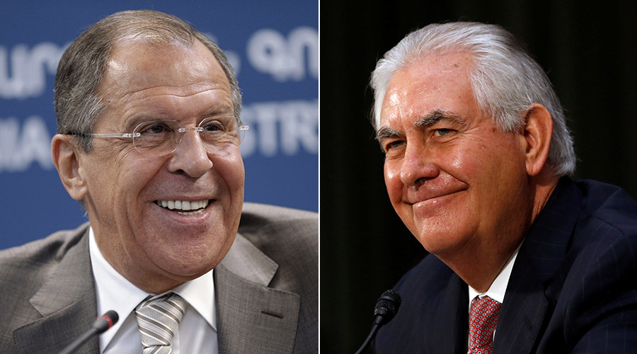 Layoffs begin at State Department as Tillerson takes over