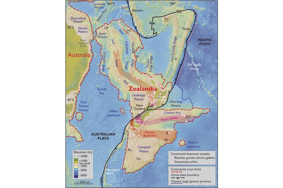 Resultado de imagen de new zealandia continent