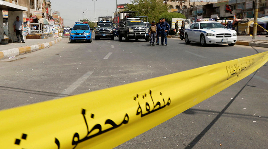 Car bomb kills at least 45 in Baghdad