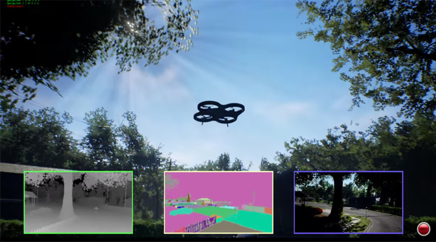 Drone obstacle simulator may help reduce real-world smashes (VIDEO)