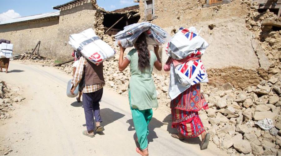 UKIP says Britain should slash its foreign aid budget