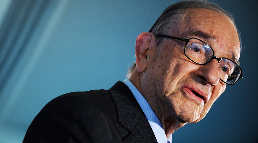 'The eurozone isn't working' - Alan Greenspan