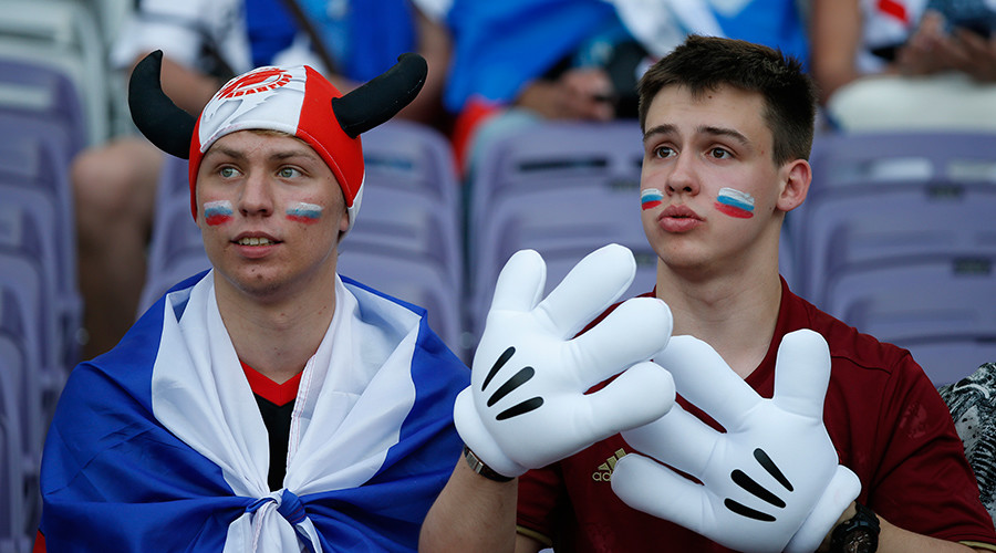 'World Cup 2018 will showcase Russia - exactly what anti-Russia hawks don't want'