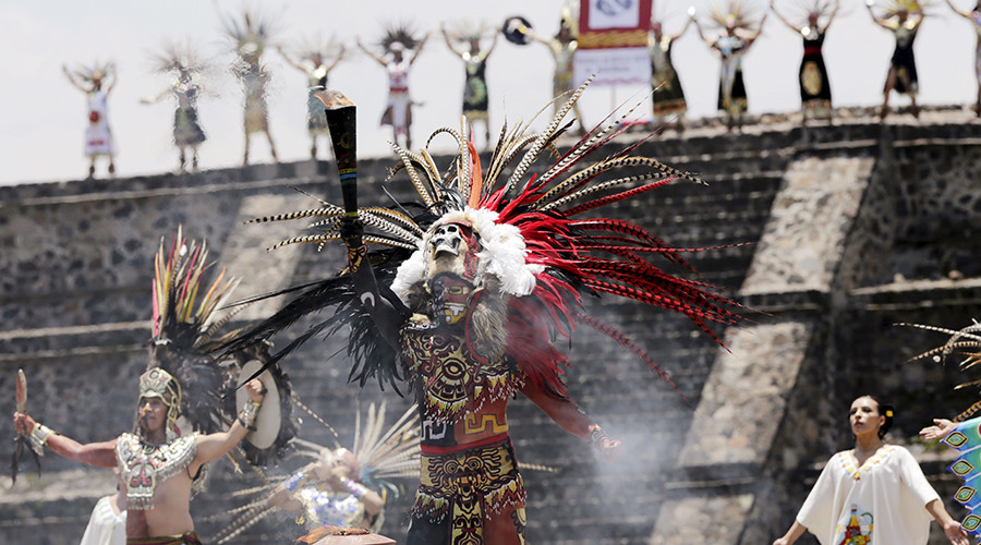 Aztec 'Black Death' may have been caused by salmonella – research