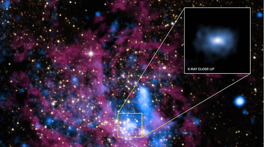 Global telescope array to deliver 1st-ever black hole image by 2018