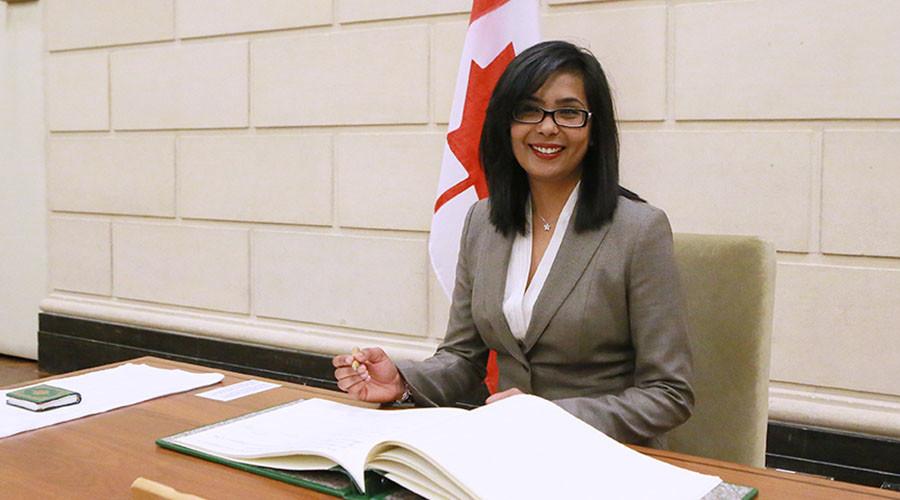Canada's anti-islamophobia motion proves divisive