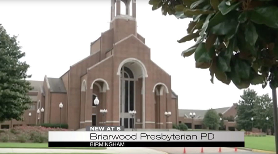 Alabama church wants to set up its own police