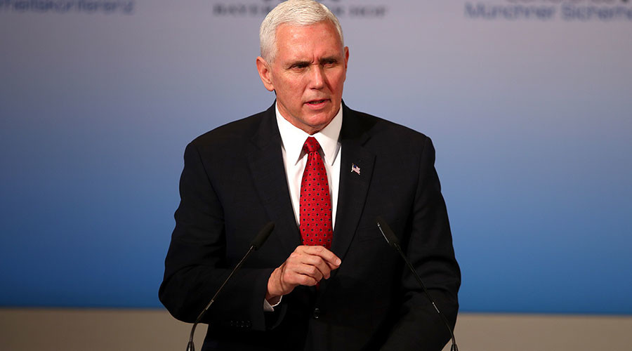 US will hold Russia accountable over Ukraine while searching for common ground – Pence