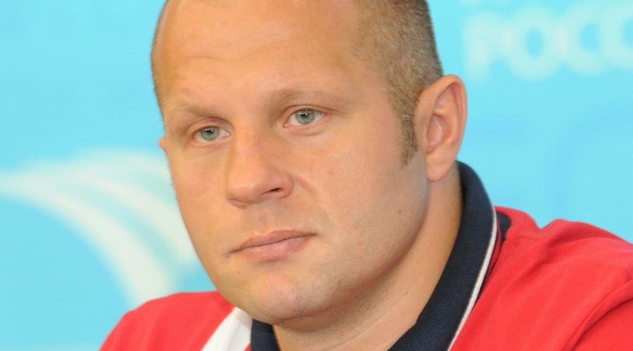 Emelianenko's Bellator 172 main event canceled due to opponent's illness
