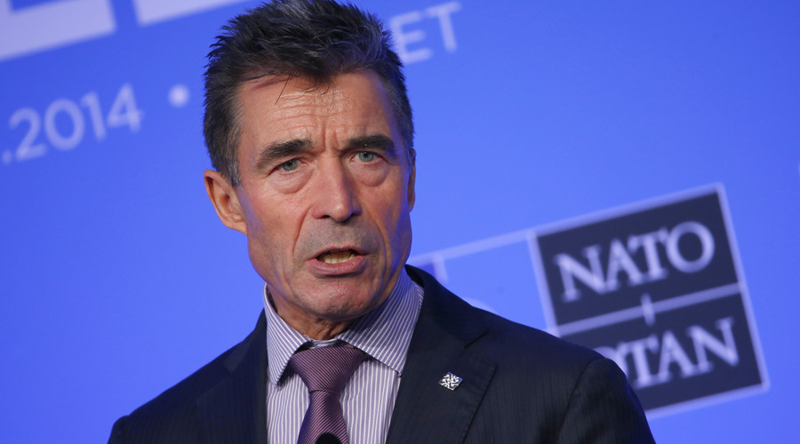 'NATO should adapt to various challenges like Russia & ISIS' – alliance's ex-chief Rasmussen to RT