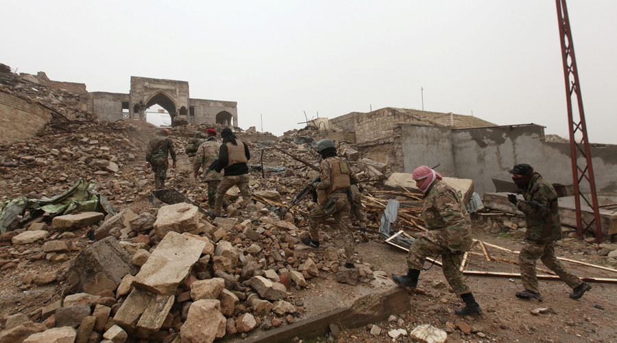 Iraq launches operation to retake western Mosul from ISIS