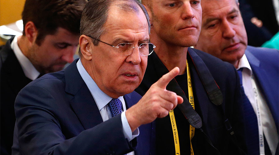 Decade after Putin shook Munich, Lavrov indicates 'post-West' is now a thing in Moscow