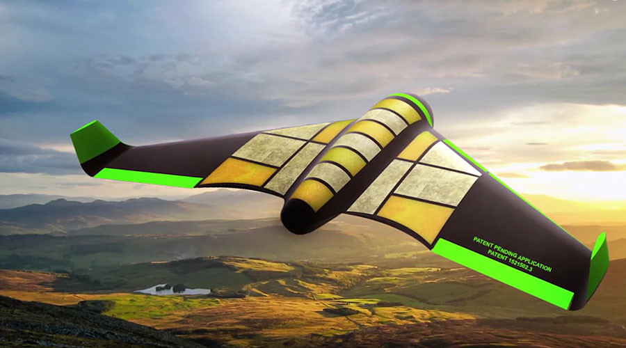 Edible drone could deliver immediate food relief to disaster zones (VIDEO)