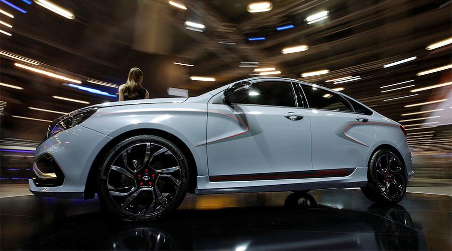 Russian automaker kickstarts sales in Germany