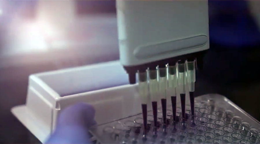 Pollutant catcher converts choking exhaust toxins into 'clean' ink (VIDEO)