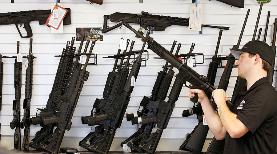 Appeals court rules Second Amendment doesn't protect right to assault weapons