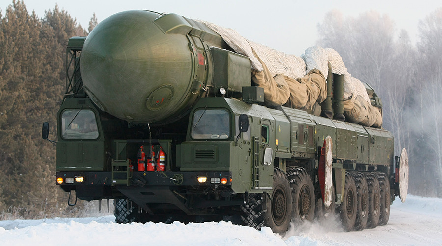 96% of Russian ballistic missile launchers ready for immediate use – defense minister