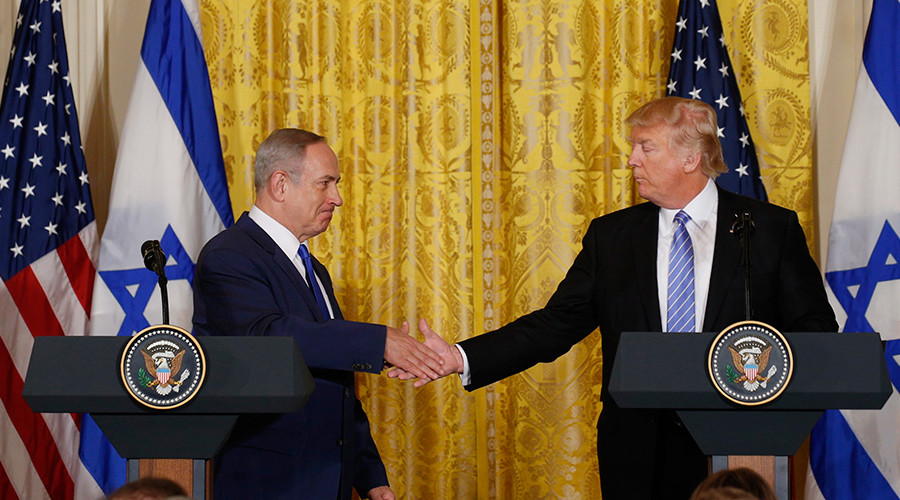 Trump-Netanyahu: When one state is better than two