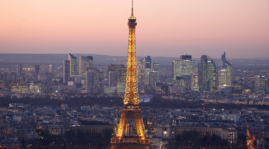 Paris steps up efforts to woo intl business from London