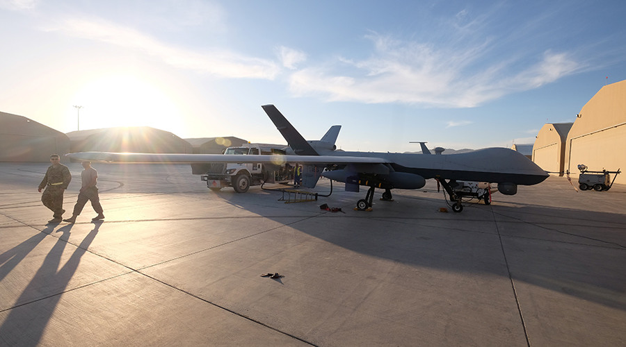 RAF drone pilots working through 'kill list' of British citizens fighting for ISIS
