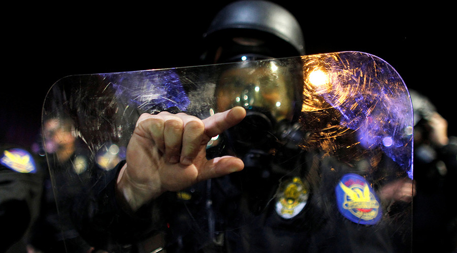Arizona Senate bill aims to crack down on 'paid rioters' & seize their property