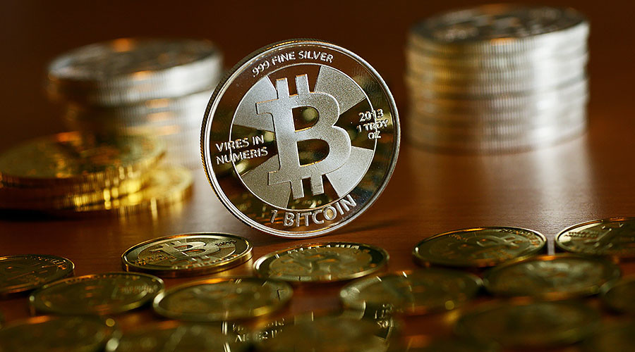 Bitcoin price hits 3-year record, striving to beat 2013 high