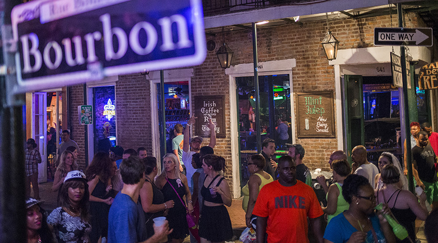 Not so Big Easy: New Orleans steps up surveillance ahead of Mardi Gras