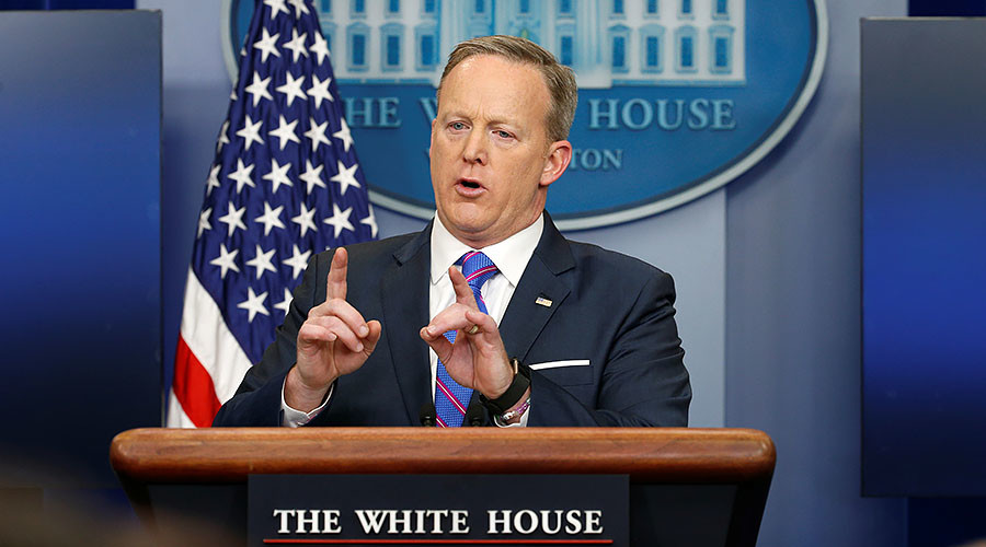 'US held hostage for too long, Trump right to bar MSM from White House gaggle'