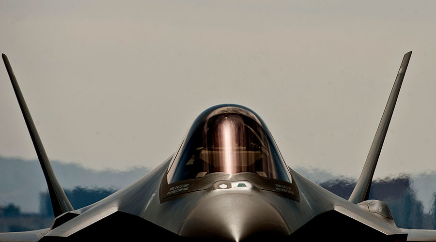 US to send F-35s to MidEast to fight ISIS in 'not too distant future'