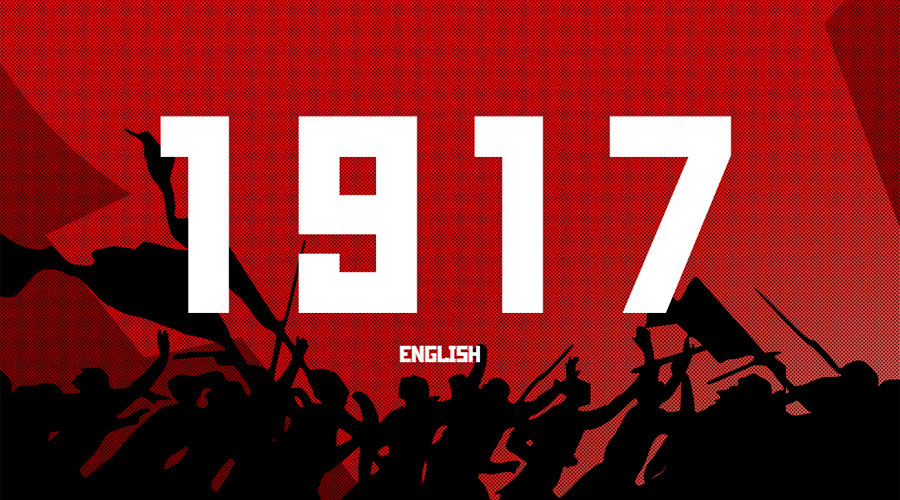 Join the Revolution! #1917LIVE launches interactive website, storms Twitter