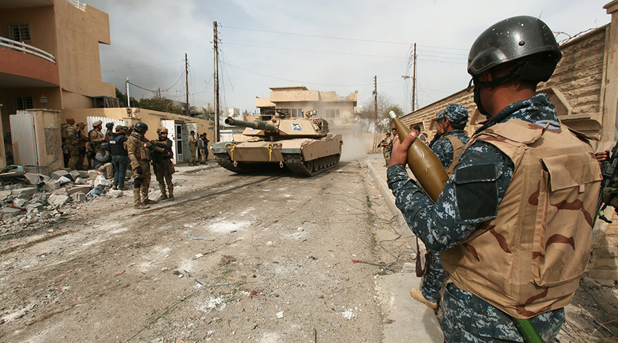 'Obama wanted quick victory in Mosul, now it's going to be a tough fight' - Alastair Crooke