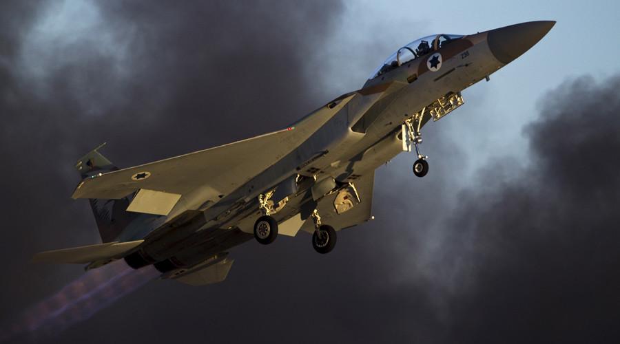 Israel launches retaliatory strikes on Hamas targets in Gaza (VIDEO)
