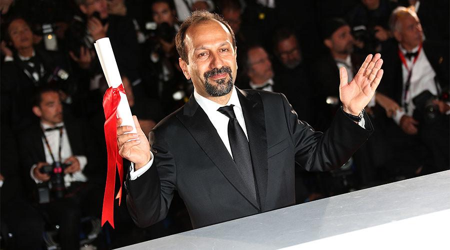 Avoiding misperception? State Dept deletes Twitter post congratulating Iranian Oscar winner