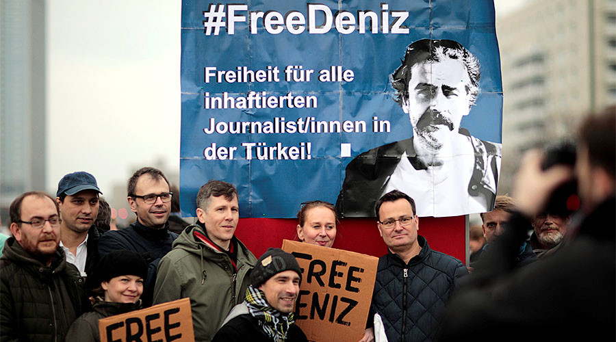 Fury in Berlin as Ankara reportedly arrests Die Welt journalist for 'terrorism propaganda'