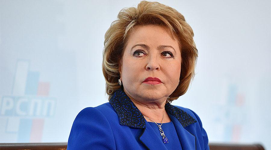 Demonization of Russia an 'insult to Americans' – top Russian senator