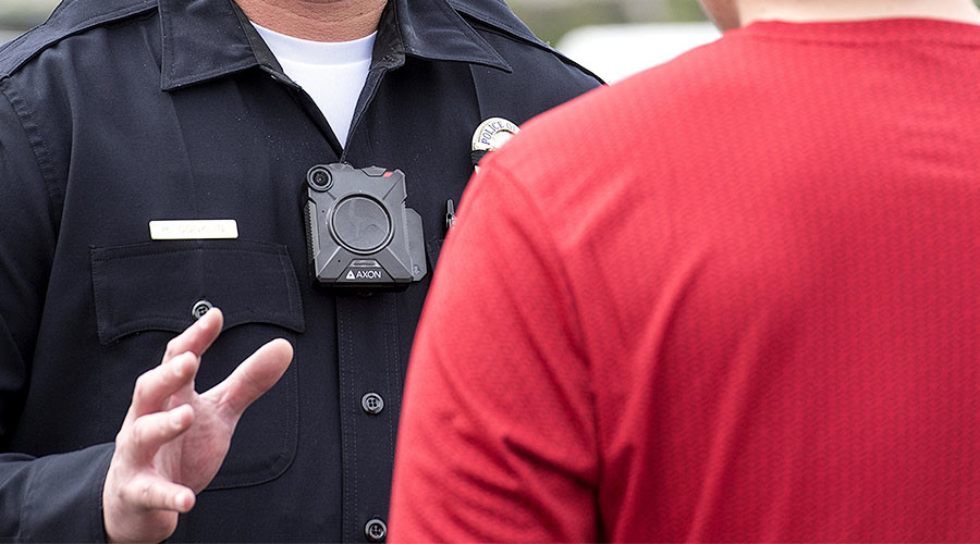 Surveillance state! Council staff across UK monitoring public with body cameras