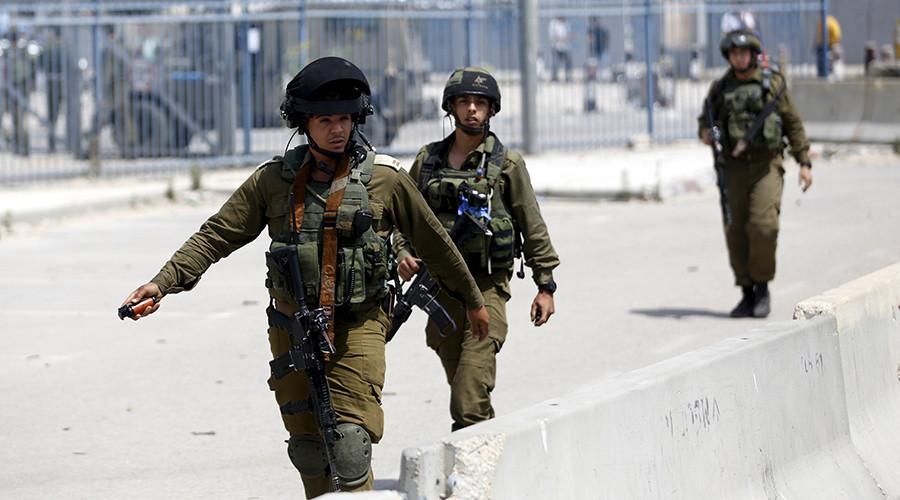 14yo Palestinian teen shot by IDF, left handcuffed to ICU bed
