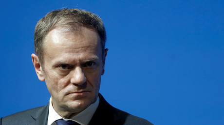 President of the European Council Donald Tusk. © Ints Kalnins