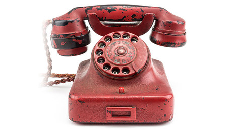 Hitler s phone used to order death of millions up for auction