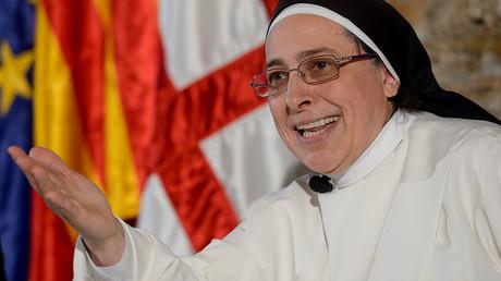 Sister Lucia Caram © Josep Lago