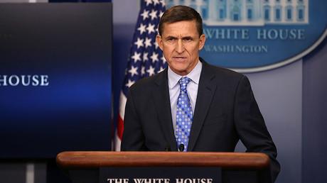 National security adviser General Michael Flynn © Carlos Barria
