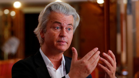 Dutch far-right Party for Freedom (PVV) leader Geert Wilders © Laszlo Balogh