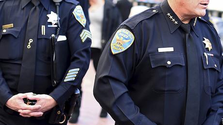 San Francisco Police © Noah Berger