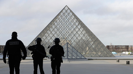 Louvre attacker identified as '29yo Egyptian tourist'