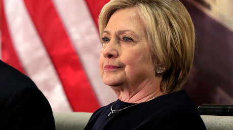 Hillary Clinton © Yuri Gripas