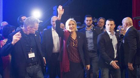 Marine Le Pen © Emmanuel Foudrot