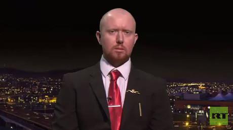 Trident whistleblower William McNeilly.