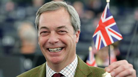 Nigel Farage © Christian Hartmann